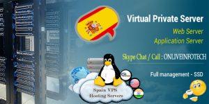 Spain VPS Hosting Server