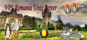 VPS Romania Unix Server