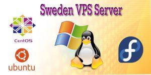 Sweden VPS Server