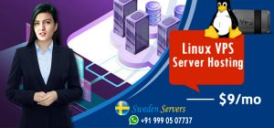linux vps server hosting