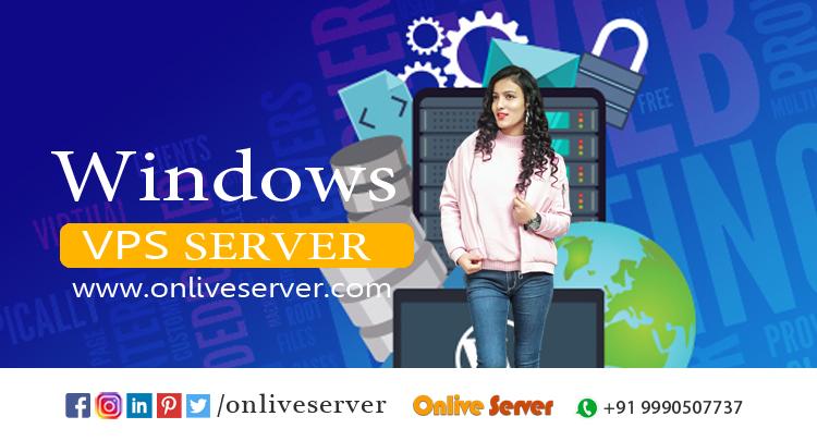 Best windows VPS Hosting Server