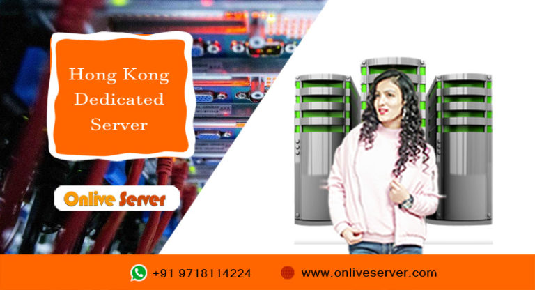 Hong Kong Dedicated Server for the Best Gaming Experience