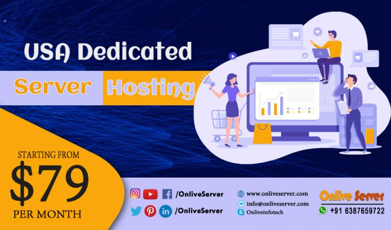 USA Dedicated Server Hosting – The Best Choice for your Business Plans