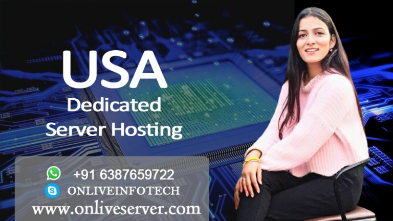 Get To Know USA Dedicated Server Hosting Features